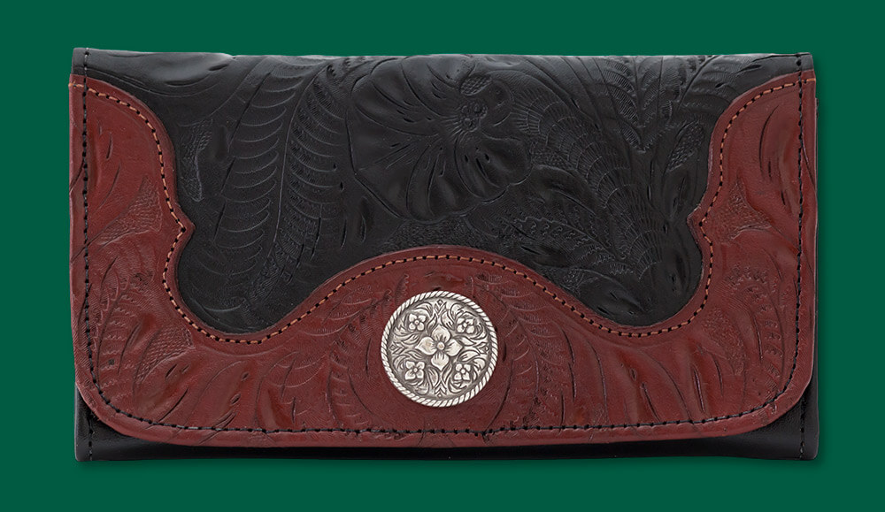 Stagecoach Wallet